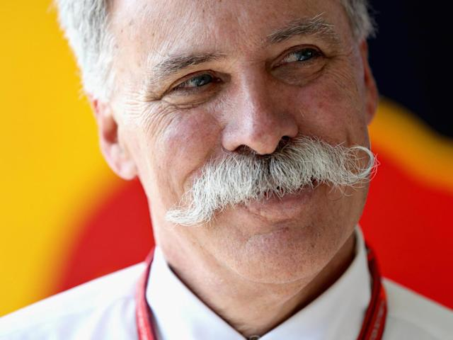 Chase Carey is the new CEO of F1 (Getty)