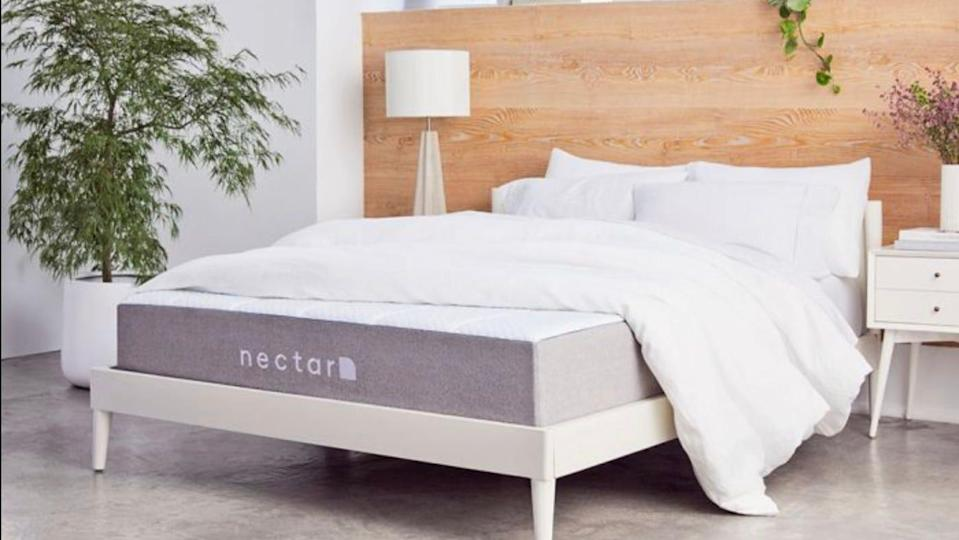 It's time to replace that old, lumpy mattress.