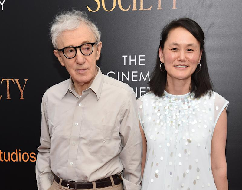 Allen's memoir details his relationship with Soon-Yi Previn. (Photo: Jamie McCarthy/Getty Images)