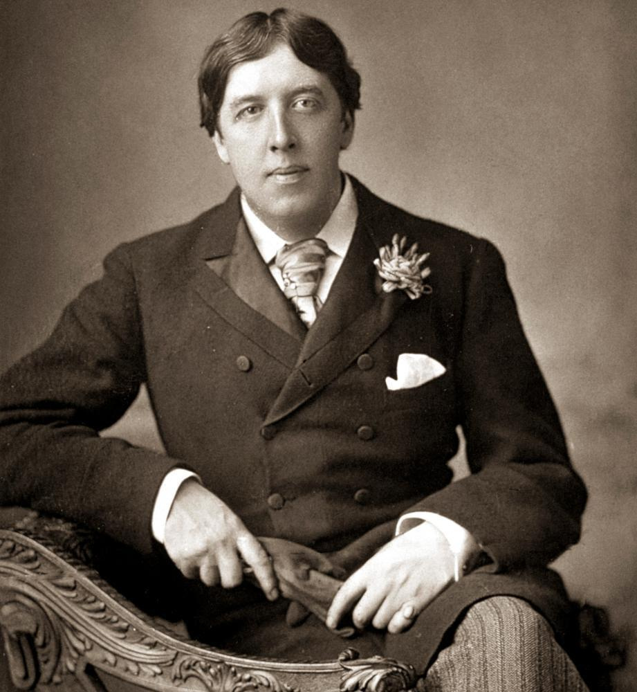Oscar Wilde was jailed in Reading from 1895-97.