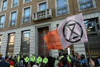 Climate activists say they will build a Trojan horse in protest at the British Museum