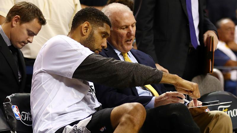 Tim Duncan retires: Etan Thomas posts cool story about Spurs' star