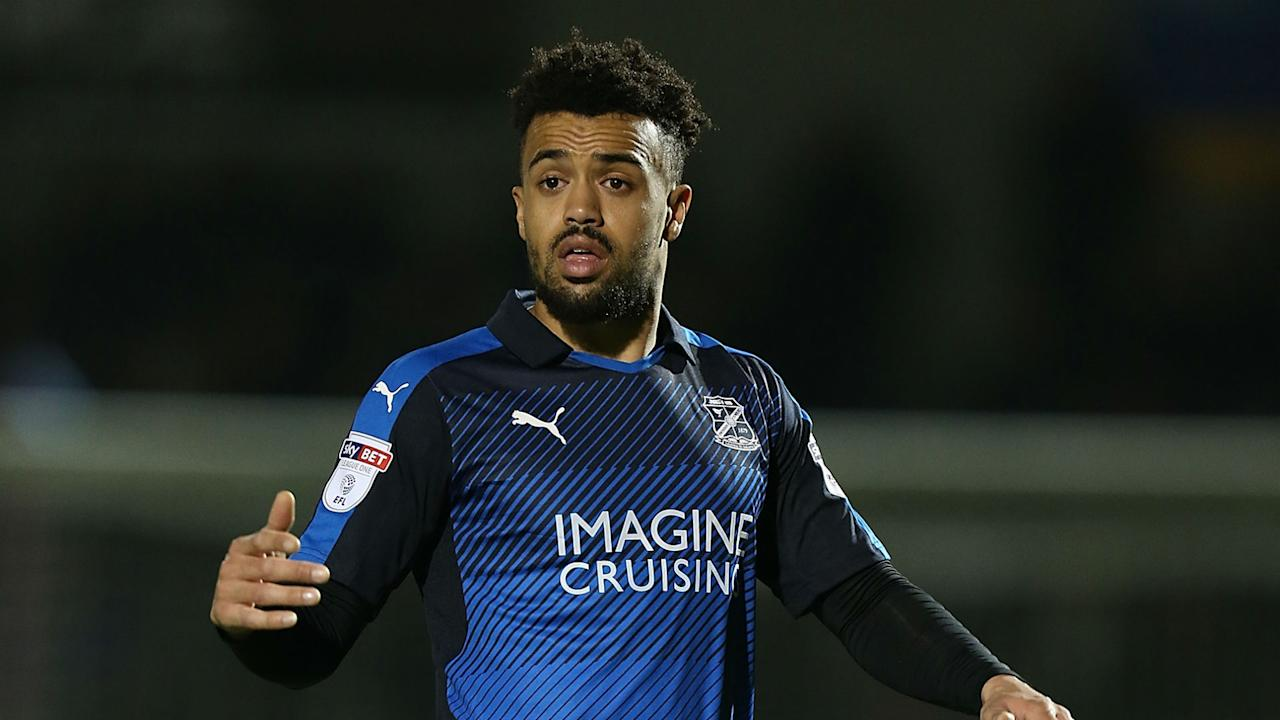 The Swindon striker has defender Luke Williams' decision to take him off against Port Vale, saying he is not as untouchable as Real Madrid's talisman