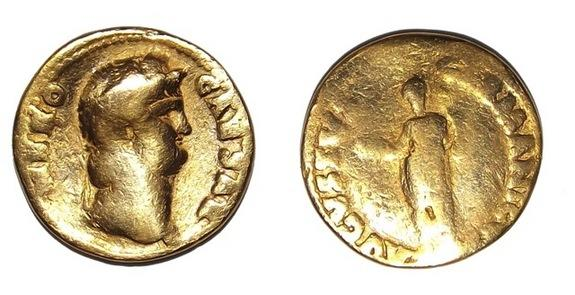 Old Money: Rare Roman 'Nero' Coin Unearthed in England