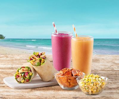 Tropical Smoothie Cafe Celebrates The First Sips Of Spring With New Menu Items