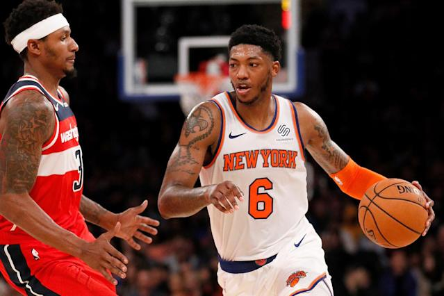 Elfrid Payton's return to Knicks will have to wait