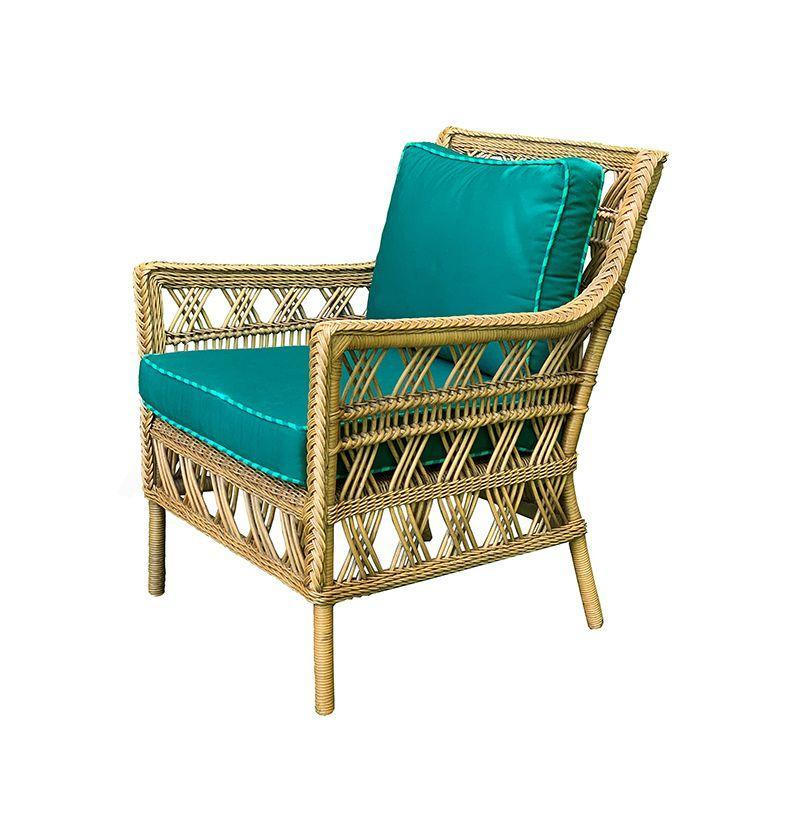 """<p><strong>Paolo Moschino Collection</strong></p><p>nicholashaslam.com</p><p><strong>£1749.93</strong></p><p><a href=""""https://nicholashaslam.com/shop/seating/chairs/salma-rattan-armchair/"""" rel=""""nofollow noopener"""" target=""""_blank"""" data-ylk=""""slk:Shop Now"""" class=""""link rapid-noclick-resp"""">Shop Now</a></p><p>This textured chair can be customized to your needs from real rattan to outdoor resin wicker.</p>"""