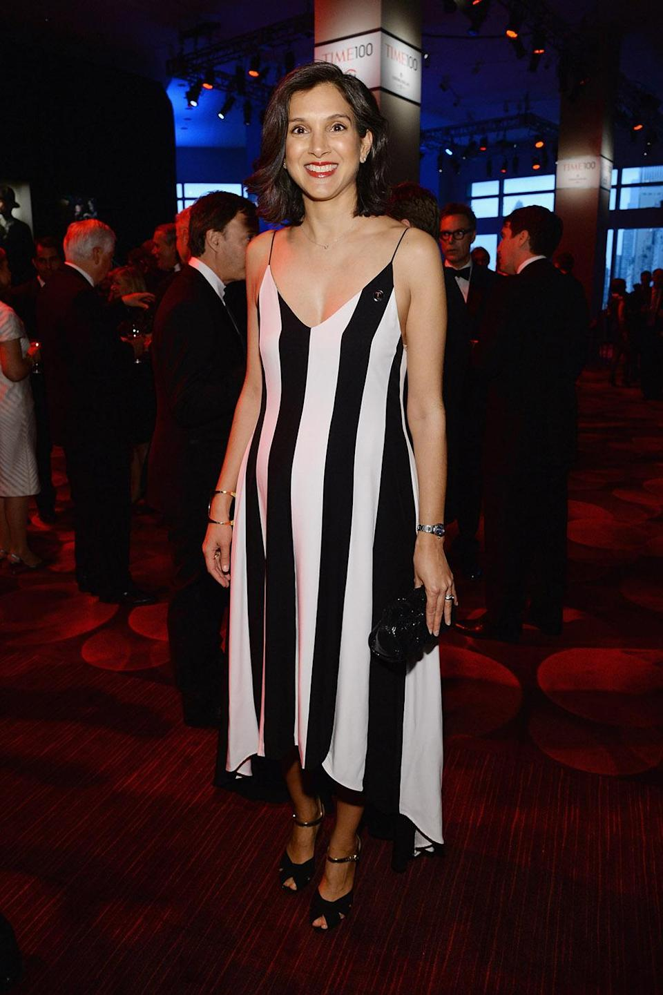 Radhika Jones attends the Time 100 Gala, Time's 100 most influential people in the world, in 2014 in New York City. (Photo: Larry Busacca/Getty Images for Time)
