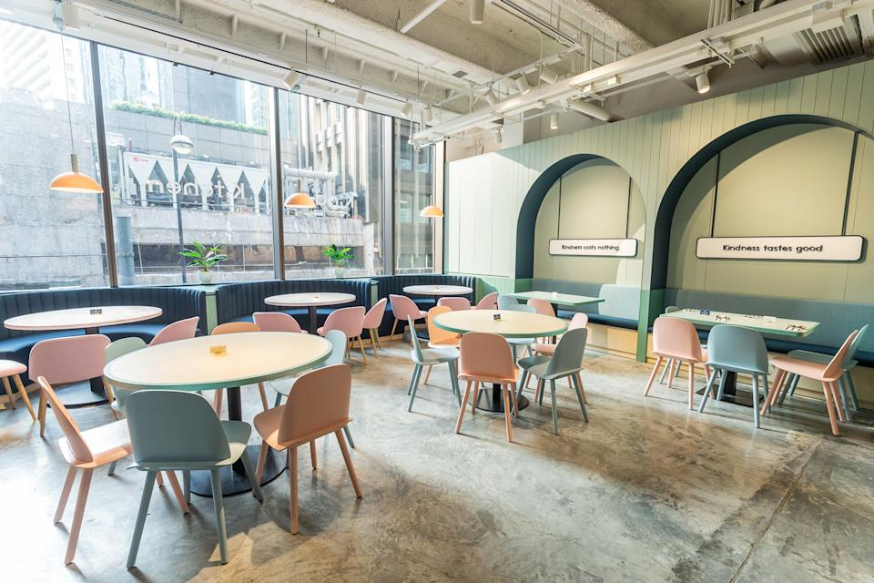 Kind Kitchen by Green Common 綠色超市+餐飲