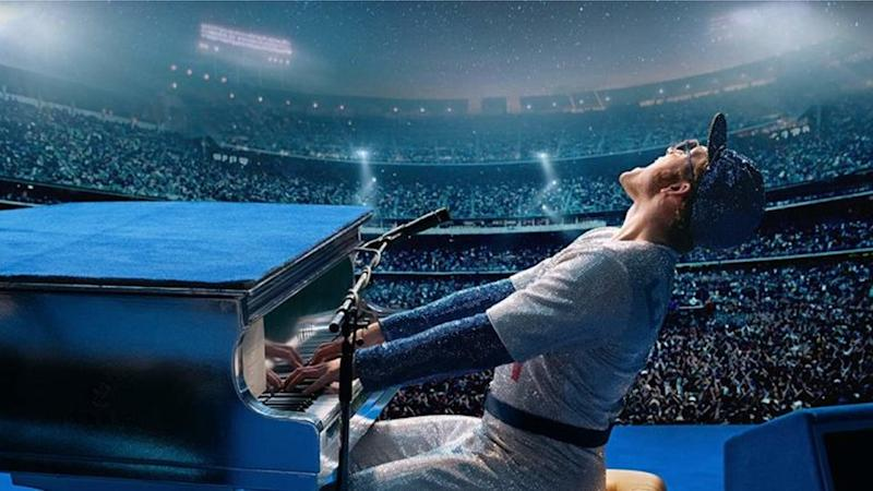 Promotional picture for Rocketman