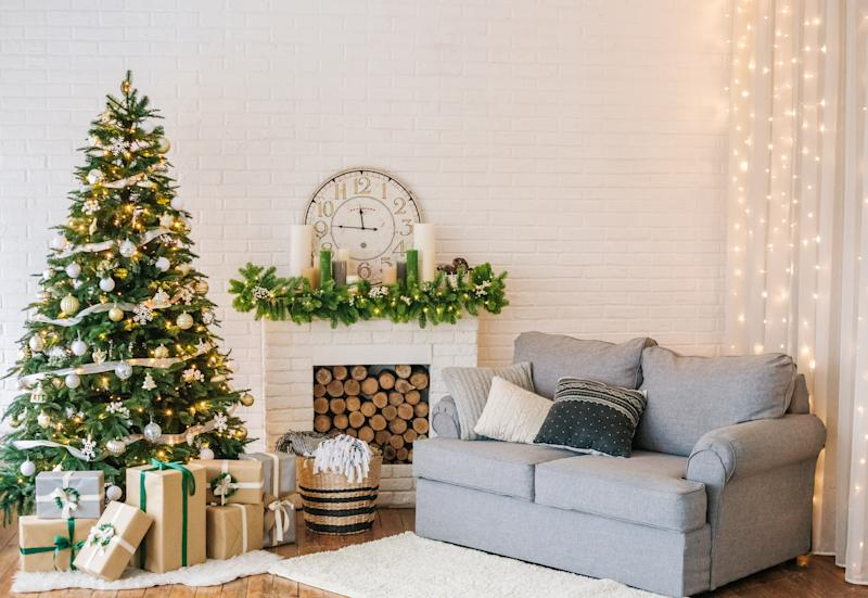 Stock up and save now—next year Christmas decorating will be a breeze. (Photo: Getty)