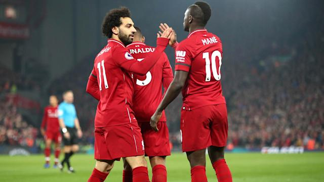 Amid talk he had fallen out with Sadio Mane, Liverpool star Mohamed Salah posted a brilliant video suggesting otherwise.
