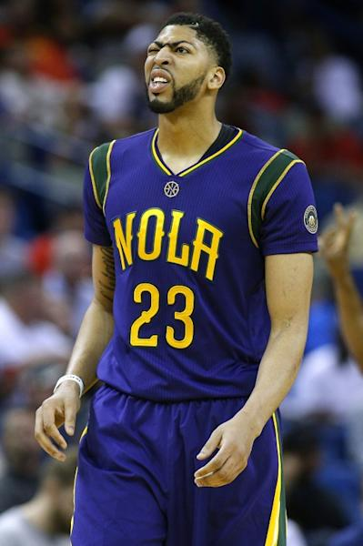 Anthony Davis reached the 7,000 point milestone as the New Orleans Pelicans defeated the Detroit Pistons 109-86, at Smoothie King Center in New Orleans, Louisiana, on March 1, 2017