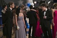 "<p>Alex Dunphy was a few years out of high school when she went with her brother's friend, Reuben, to prom, but she deserves extra credit for the grey sweetheart gown she wore. </p><p><a class=""link rapid-noclick-resp"" href=""https://go.redirectingat.com?id=74968X1596630&url=https%3A%2F%2Fwww.hulu.com%2Fseries%2Fmodern-family-883c414c-34a3-4fcc-b50a-0ad5a184c977&sref=https%3A%2F%2Fwww.redbookmag.com%2Ffashion%2Fg36197518%2Fmost-iconic-prom-dresses-tv-movies%2F"" rel=""nofollow noopener"" target=""_blank"" data-ylk=""slk:STREAM NOW"">STREAM NOW</a></p>"