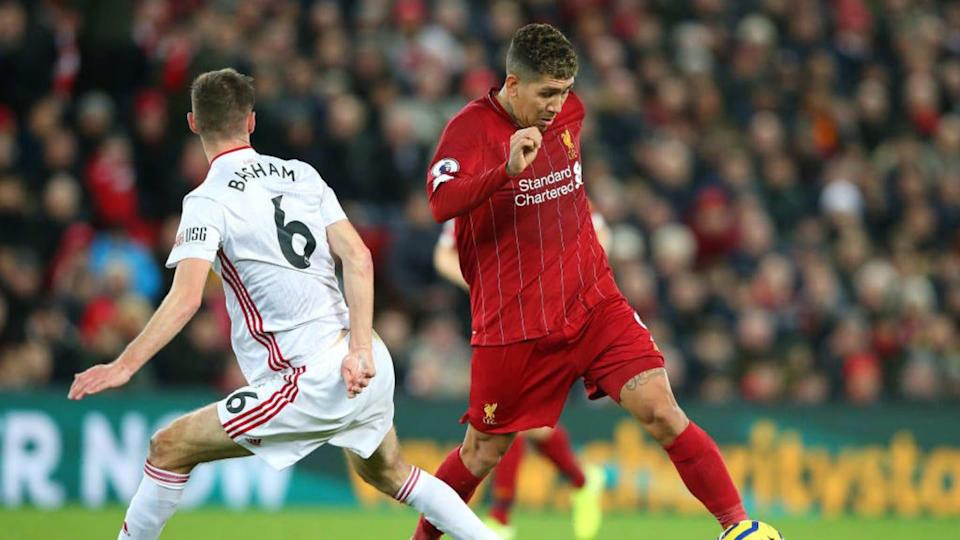 Liverpool FC v Sheffield United - Premier League | Alex Livesey - Danehouse/Getty Images
