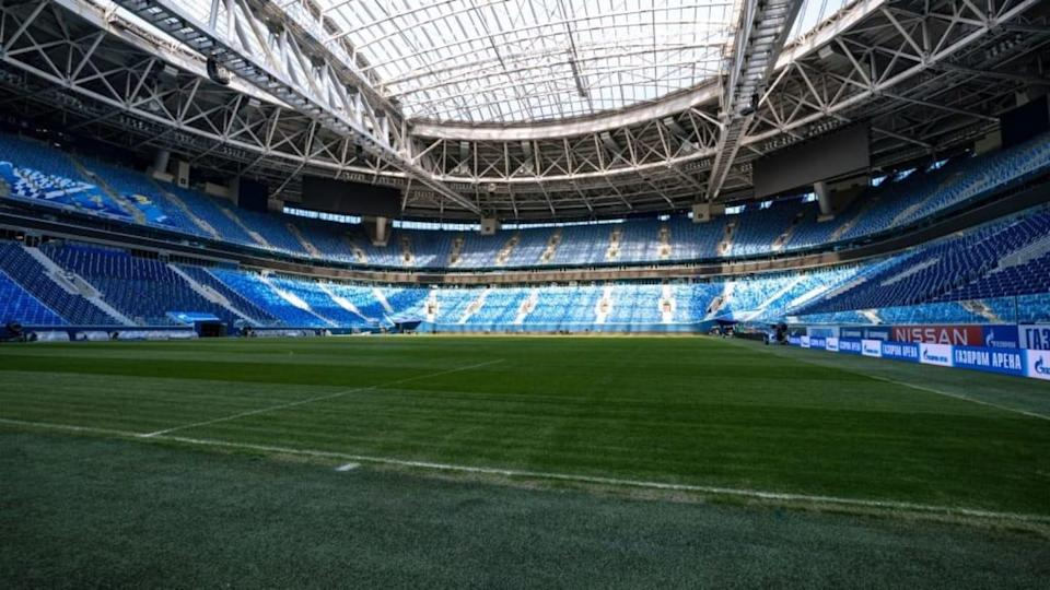 Saint Petersburg Stadium | DIMITAR DILKOFF/Getty Images