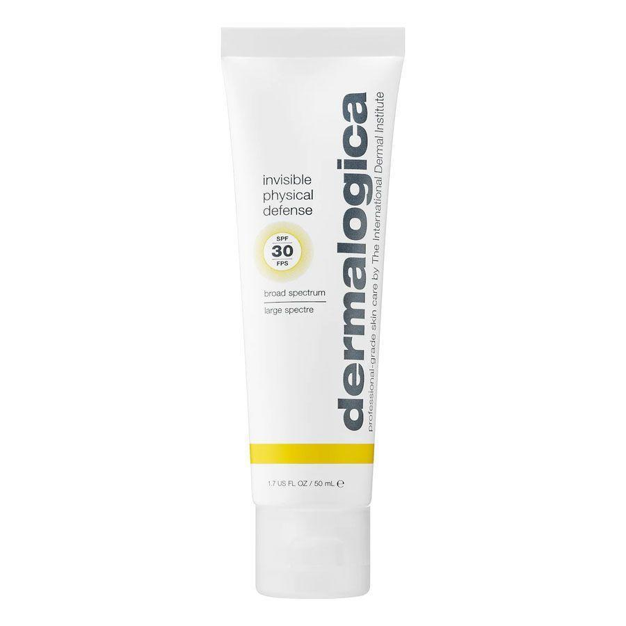 """<p><strong>Dermalogica</strong></p><p>sephora.com</p><p><strong>$45.00</strong></p><p><a href=""""https://go.redirectingat.com?id=74968X1596630&url=https%3A%2F%2Fwww.sephora.com%2Fproduct%2Fdermalogica-invisible-physical-defense-sunscreen-spf-30-P456582&sref=https%3A%2F%2Fwww.menshealth.com%2Fgrooming%2Fg36319692%2Fbest-zinc-oxide-sunscreens%2F"""" rel=""""nofollow noopener"""" target=""""_blank"""" data-ylk=""""slk:BUY IT HERE"""" class=""""link rapid-noclick-resp"""">BUY IT HERE</a></p><p>Buy this one for the zinc oxide sunscreen that rubs in clear without a greasy or white residue, but keep using it for the antioxidant benefits, like sebum-reducing green tea and the redness and irritation-reducing mushroom complex (not to mention a healthy dose of hydrating hyaluronic acid).</p>"""