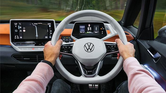 Cars are increasingly becoming software on wheels