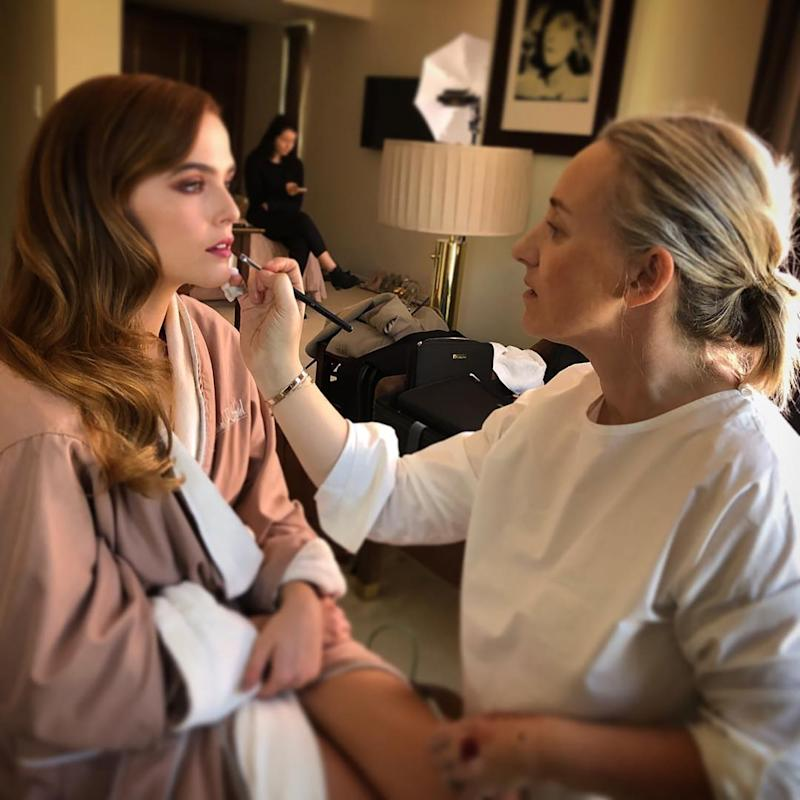 Watch Margot Robbie, Emma Stone, and Gal Gadot Get Ready for