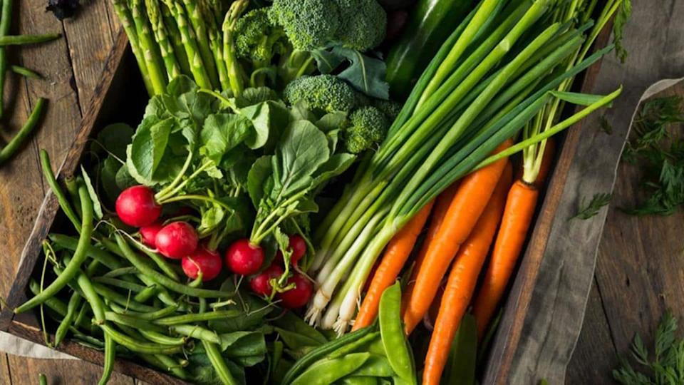 Five vegetables that can be quickly harvested in kitchen garden