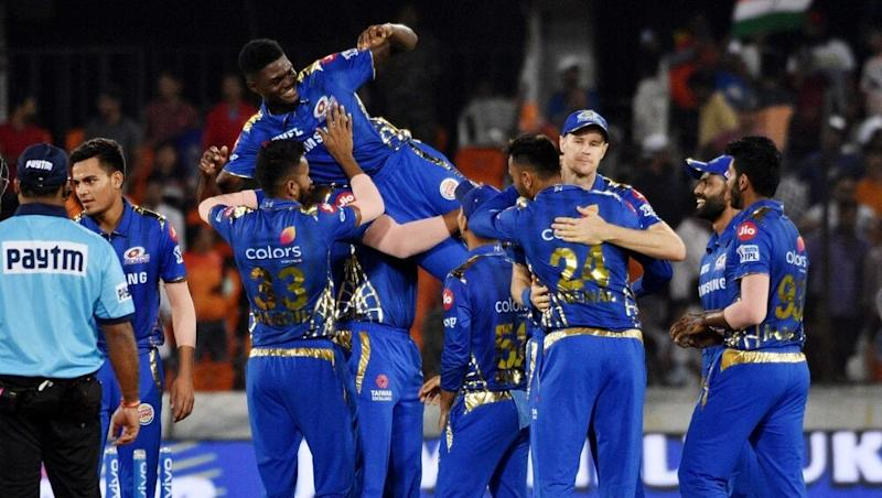 MI IPL 2020 Schedule for PDF Download Online: Mumbai Indians Matches of Indian Premier League 13 With Full Timetable, Fixtures in UAE
