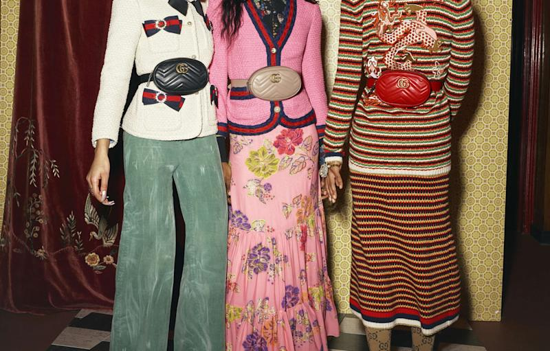 00b9d79ace00 So long bum bags, Gucci have created groovy new 'belt bags'
