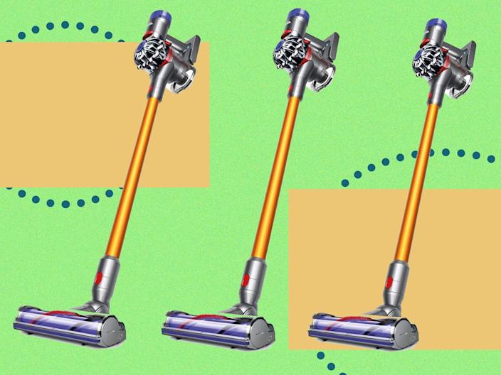<p>It has an impressive 40 minute run on a single charge</p> (The Independent/Dyson)