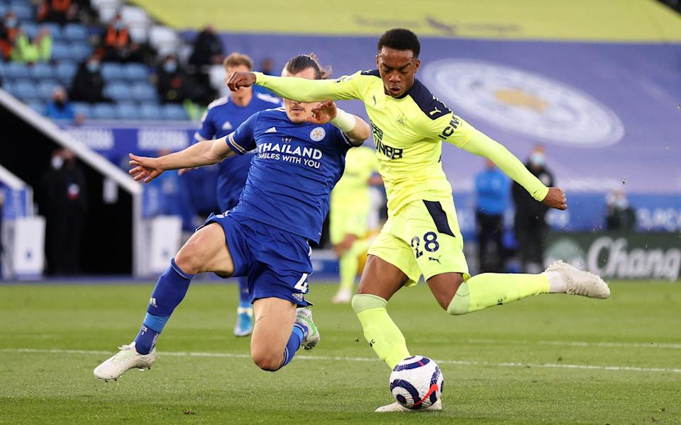 Joe Willock has impressed on loan at Newcastle - GETTY IMAGES