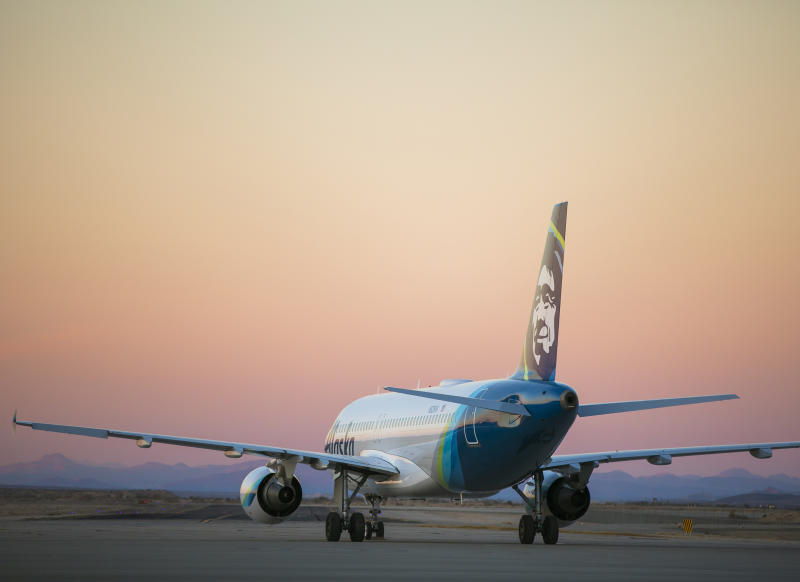 Alaska Airlines' redesigned travel experience meets guests' needs for control and comfort with amenities and conveniences developed for the modern traveler to fly smart and land happy.