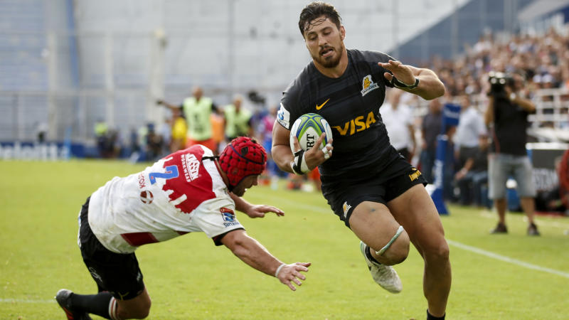 Jaguares upset Lions in Buenos Aires