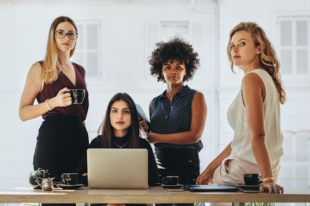 Closing the gender pay gap in the UK would raise female earnings by £93bn. (Getty)