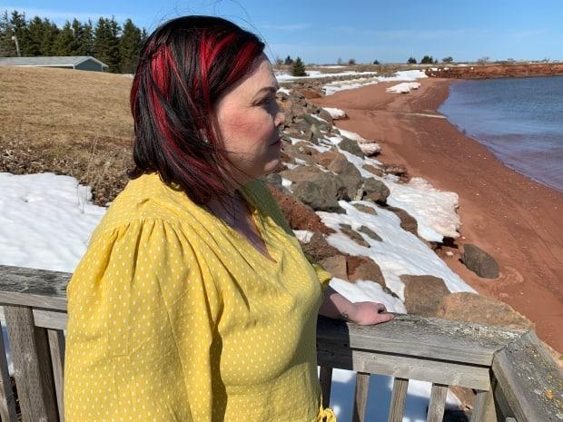 MacFadyen says she hopes speaking out will help others.
