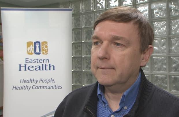 Eastern Health CEO David Diamond says no other employee or patient connected to the positive case has since tested positive themselves.