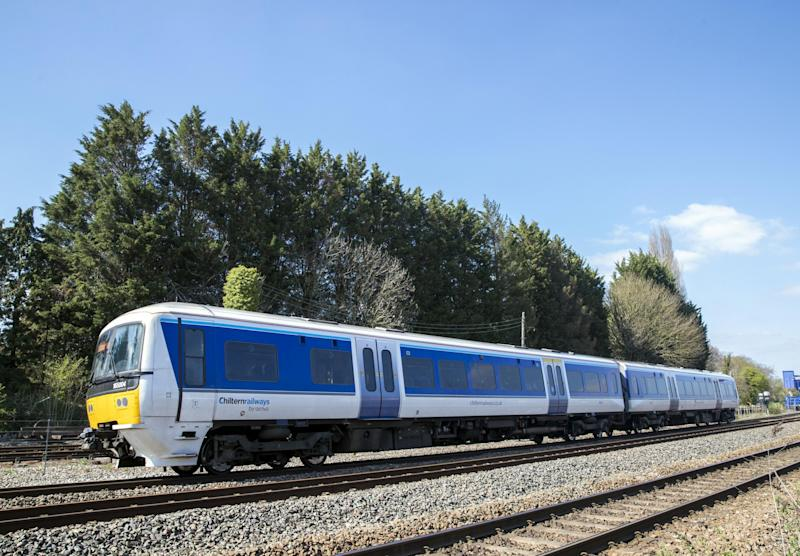 Other services in the top 10 most packed trains include the Great Western Railway train from Weymouth to Gloucester: PA