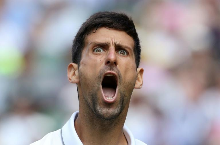 Divides opinion: Novak Djokovic