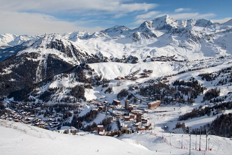 <strong>British skierhas died after falling off cliff in French Alps.</strong> (Kevin Gorton via Getty Images)
