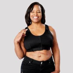 """<p>careandwear.com</p><p><strong>$64.90</strong></p><p><a href=""""https://www.careandwear.com/collections/post-surgical-recovery-bras/products/post-surgical-recovery-bra"""" rel=""""nofollow noopener"""" target=""""_blank"""" data-ylk=""""slk:Shop Now"""" class=""""link rapid-noclick-resp"""">Shop Now</a></p><p>This thoughtfully-curated bra was specifically designed by surgeons to support women post-lumpectomy, mastectomy, and other reconstructive surgeries. </p><p>With drain access points, antimicrobial mesh lining, and inserts made to hold ice for post-surgery relief, it's a must-have for the times comfort isn't just desired—it's essential.</p>"""