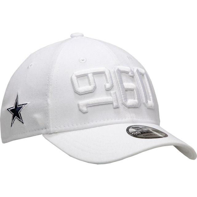 Dallas Cowboys New Era 2019 Color Rush Flex Hat