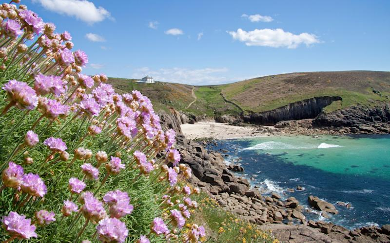 This is the real Land's End - getty