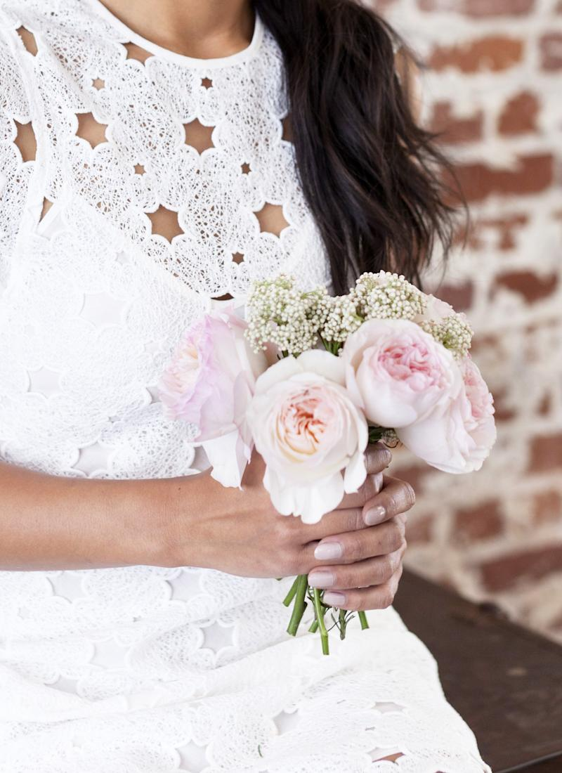 Youll Never Guess The 1 Place Budget Conscious Brides Buy Wedding
