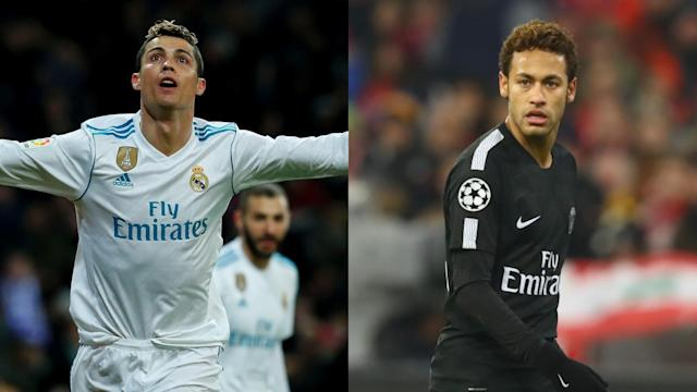 Cristiano Ronalo and Neymar may be dominating the headlines, but Zinedine Zidane is focusing on a team effort ahead of Real Madrid v PSG.