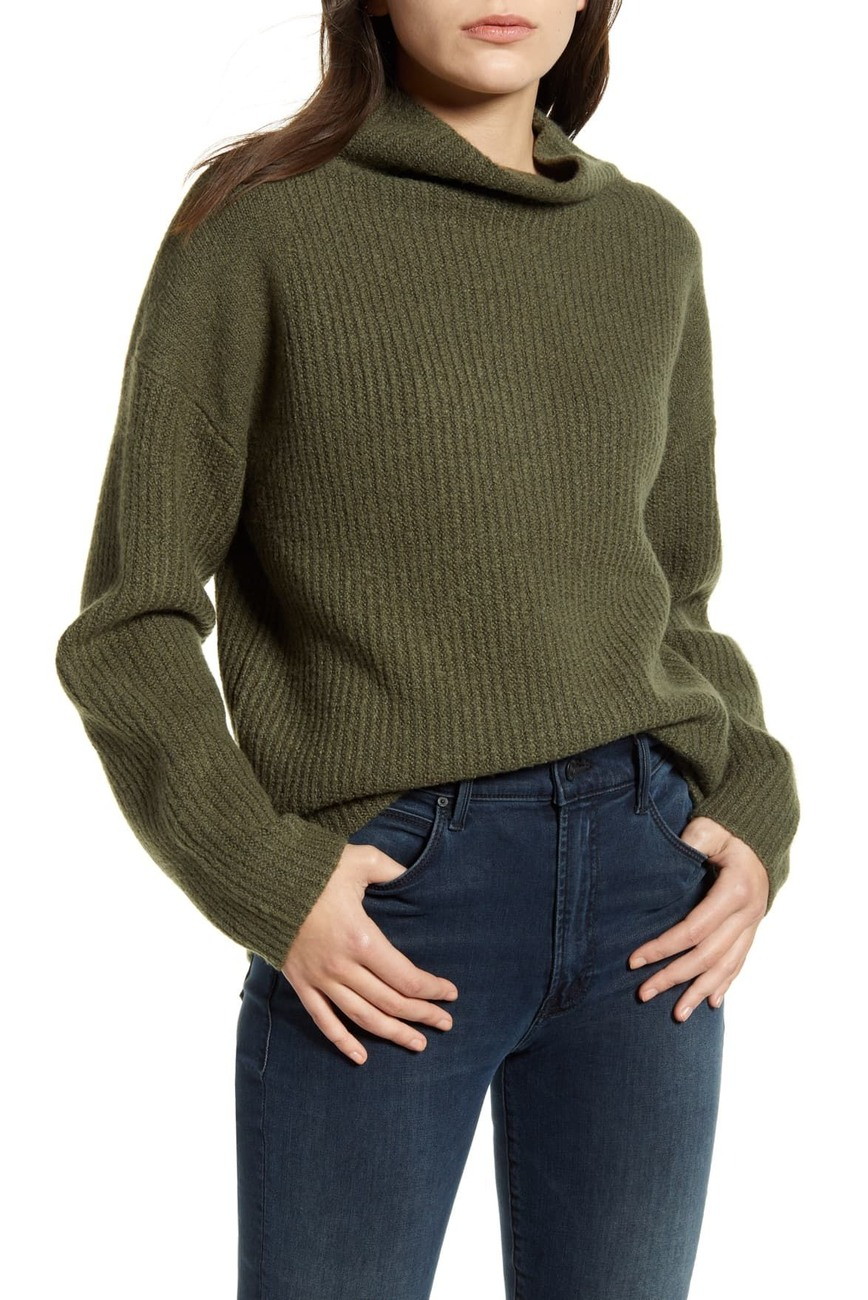 """<h3>Nordstrom Rack</h3><br><strong>Dates: </strong>Limited time<br><strong>Sale: </strong><a href=""""https://www.nordstromrack.com/c/clearance/womens"""" rel=""""nofollow noopener"""" target=""""_blank"""" data-ylk=""""slk:Fall styles up to 70% off"""" class=""""link rapid-noclick-resp"""">Fall styles up to 70% off</a><br><strong>Promo Code:</strong> None<br><br>While Nordstrom Rack is always a go-to destination for great deals, the unmissable discounts on its selection of fall styles won't last for very long. If you miss out, never fear — their <a href=""""https://www.nordstromrack.com/c/clearance/womens"""" rel=""""nofollow noopener"""" target=""""_blank"""" data-ylk=""""slk:clearance section"""" class=""""link rapid-noclick-resp"""">clearance section</a> is top-notch.<br><br><br><br><strong>Chelsea28</strong> Rib Funnel Neck Sweater, $, available at <a href=""""https://go.skimresources.com/?id=30283X879131&url=https%3A%2F%2Fwww.nordstromrack.com%2Fshop%2Fproduct%2F2670449%2Fchelsea-28-rib-funnel-neck-sweater"""" rel=""""nofollow noopener"""" target=""""_blank"""" data-ylk=""""slk:Nordstrom Rack"""" class=""""link rapid-noclick-resp"""">Nordstrom Rack</a>"""