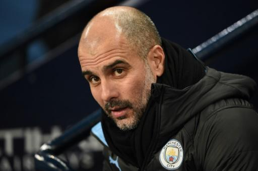 Manchester City manager Pep Guardiola says Real Madrid and Barcelona are giants of the game