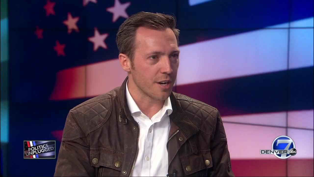 Levi Tillemann hopesto face Republican Rep. Mike Coffman in Novemberrace for 6th congressional district.