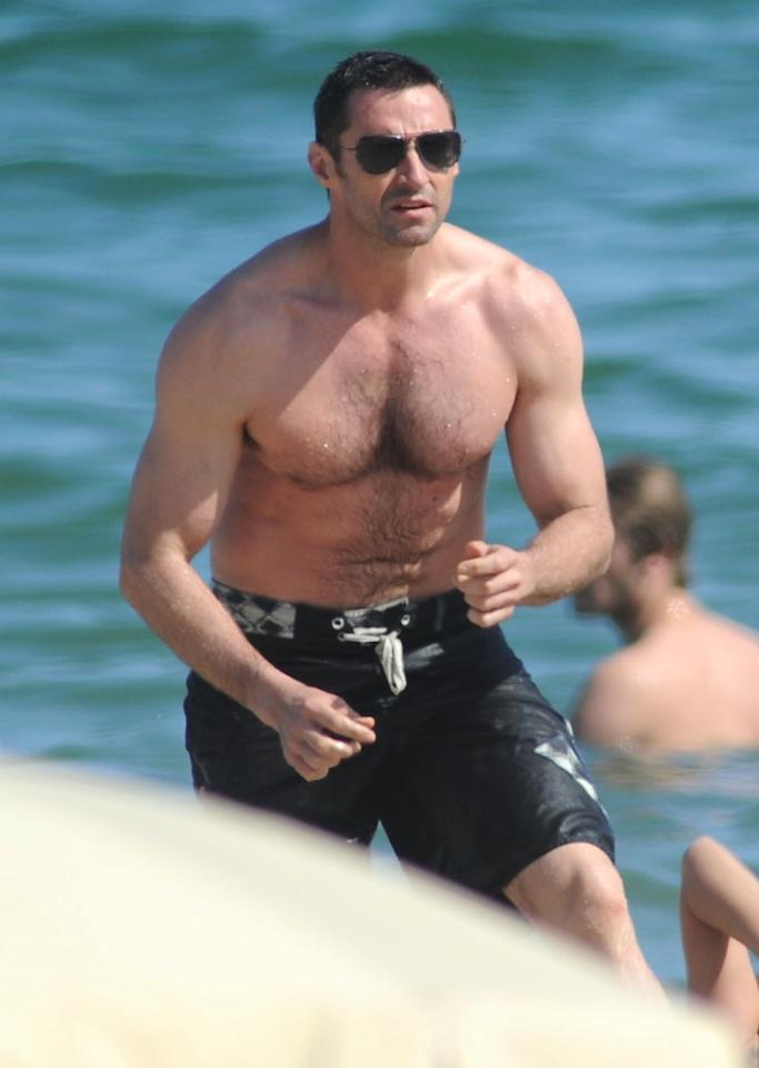 "The multi-talented Hugh Jackman <span style=""font-size:11.0pt;"">– </span>who was named <em>People</em>'s Sexiest Man Alive in 2008 <span style=""font-size:11.0pt;"">–</span> is another celeb who makes women swoon. Not only can the charming 43-year-old sing, dance, and act, but he's got a great bod to boot!<div style=""display:none;"" class=""skype_pnh_menu_container""><div class=""skype_pnh_menu_click2call""><a class=""skype_pnh_menu_click2call_action"">Call</a></div><div class=""skype_pnh_menu_click2sms""><a class=""skype_pnh_menu_click2sms_action"">Send SMS</a></div><div class=""skype_pnh_menu_add2skype""><a class=""skype_pnh_menu_add2skype_text"">Add to Skype</a></div><div class=""skype_pnh_menu_toll_info""><span class=""skype_pnh_menu_toll_callcredit"">You'll need Skype Credit</span><span class=""skype_pnh_menu_toll_free"">Free via Skype</span></div></div>"