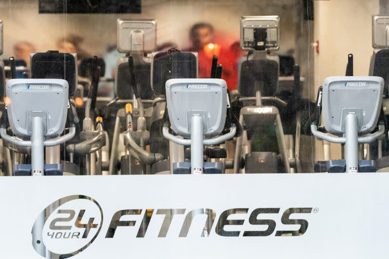 New York gyms set to re-open to athletes, members shedding 'quarantine 15'