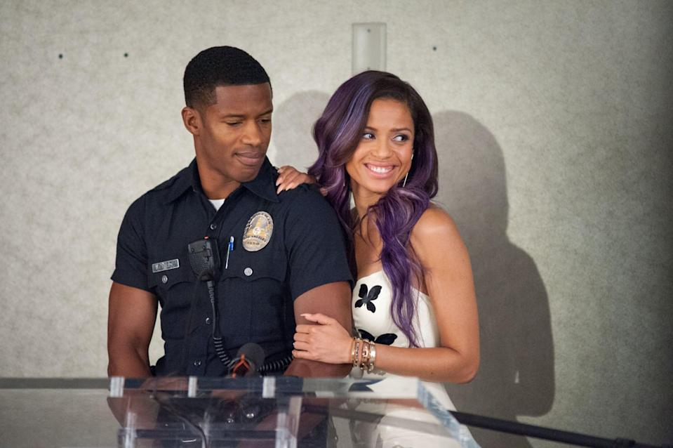 "<p>Gugu Mbatha-Raw and Nate Parker lead the underrated romance <strong>Beyond the Lights</strong> about a young singer who finally finds someone who sees her for who she truly is. There are dramatic elements, but this is a love story at its core.</p> <p><a href=""https://www.amazon.com/gp/video/detail/B079RXS58V/"" class=""link rapid-noclick-resp"" rel=""nofollow noopener"" target=""_blank"" data-ylk=""slk:Watch Beyond the Lights on Amazon Prime Video"">Watch <strong>Beyond the Lights</strong> on Amazon Prime Video</a>.</p>"