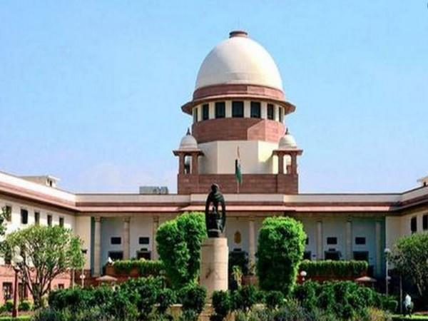 Visual of Supreme Court of India