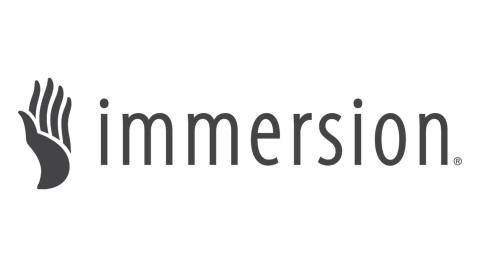 Immersion to Report Second Quarter 2020 Results and Host Quarterly Conference Call on August 6, 2020