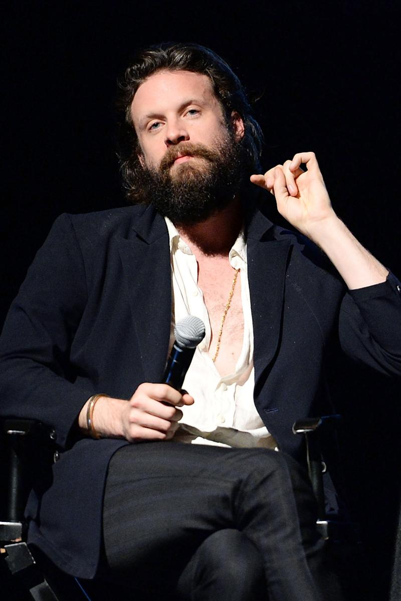 Father John Misty Says He Paints His Balls